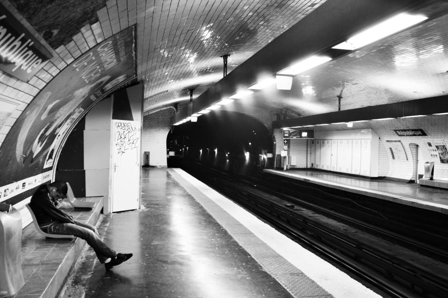 Paris, Metro (11)